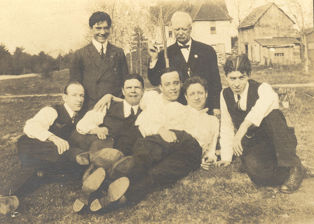 The Ryan Men c. 1914