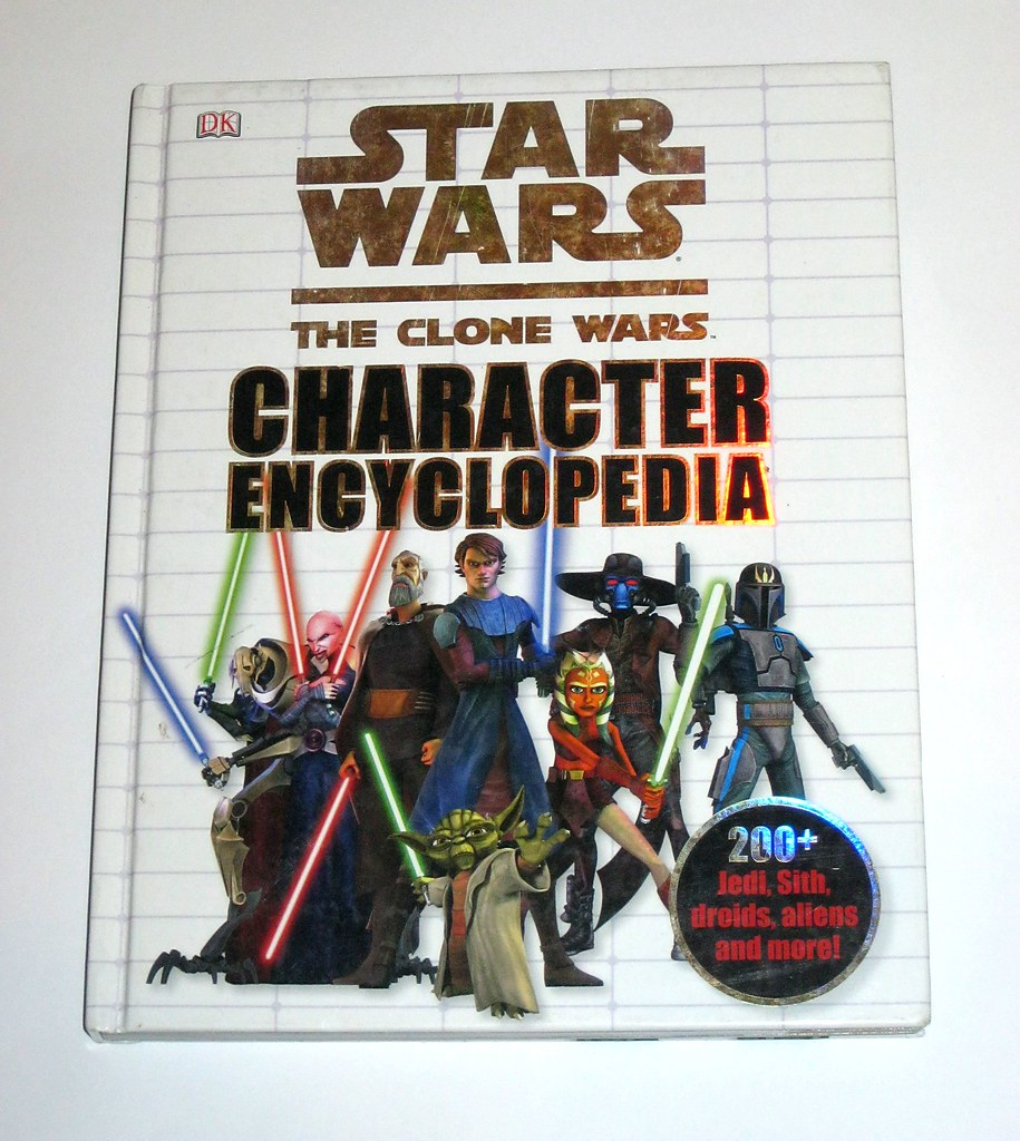 star wars the clone wars character encyclopedia dorling ki… | Flickr