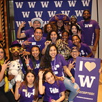 April 22nd Seattle Purple and Gold 2017