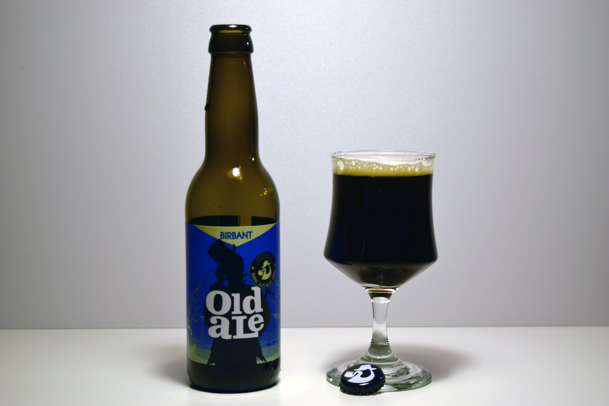 old ale barrel aged