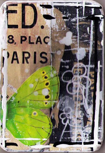 ATC - Springtime in Paris Six