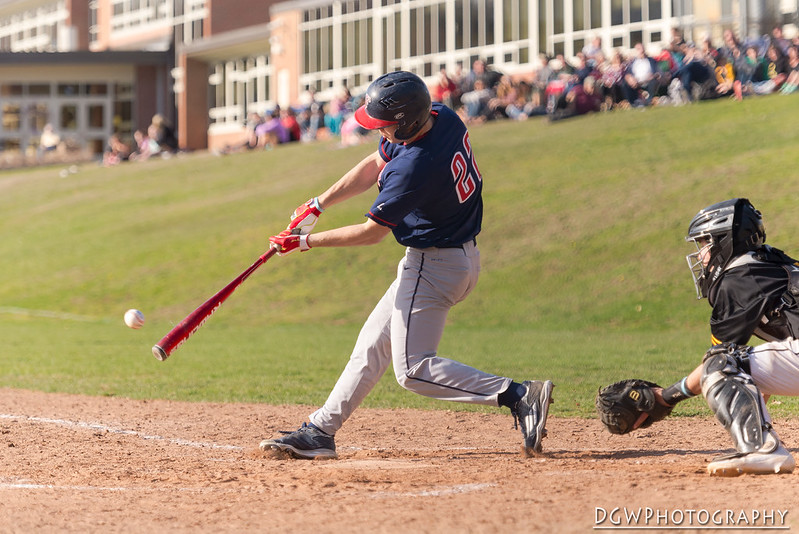 Foran High vs. Jonathan Law - High School Baseball