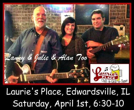 Lanny & Julie & Alan Too 4-1-17