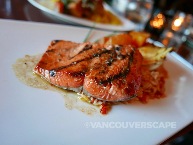 Forkhill House Grilled Steelhead