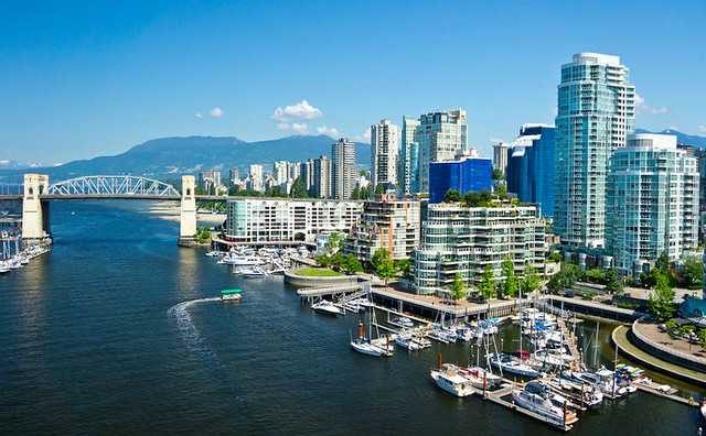 Vancouver Canada top Canadian pension white papers