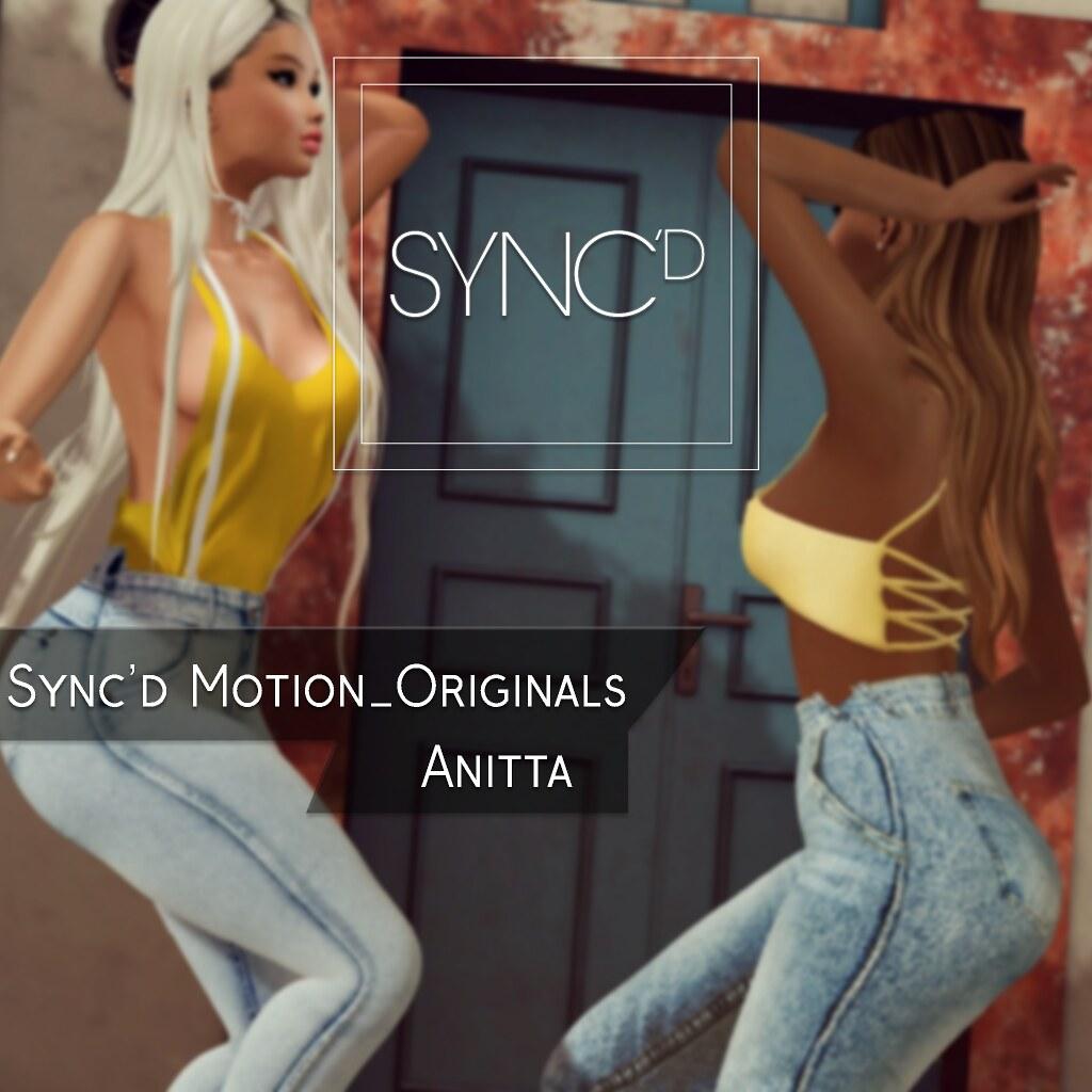 Sync'd Motion__Originals - Anitta