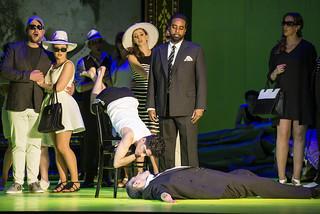 Deutsche Oper Britten Tod in Venedig