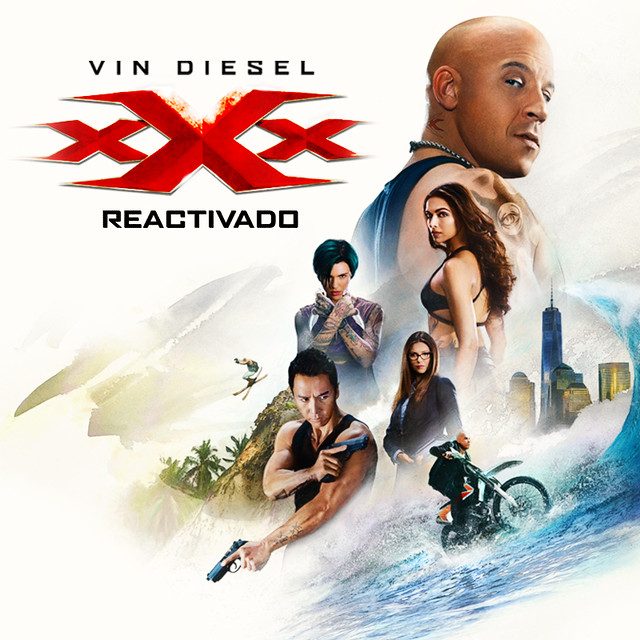 xXx: Return Of Xander Cage (plus Bonus Features)