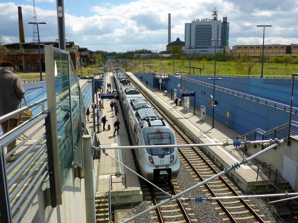 S-Bahn Leipzig