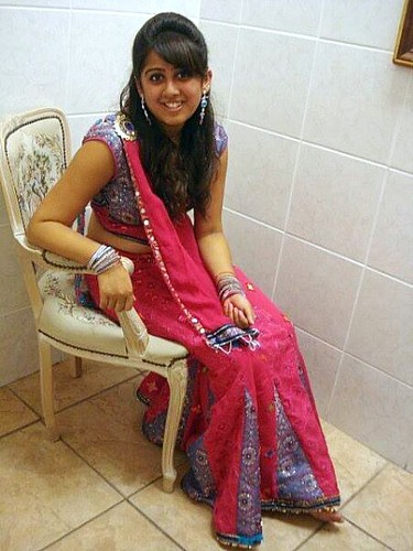 Sweta Verma Hot Indian College Girl In Very Sexy Costume -6386