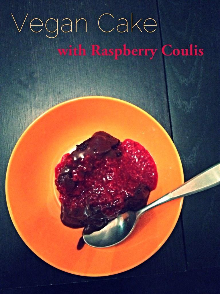 Vegan White Cake Recipe With Blueberry