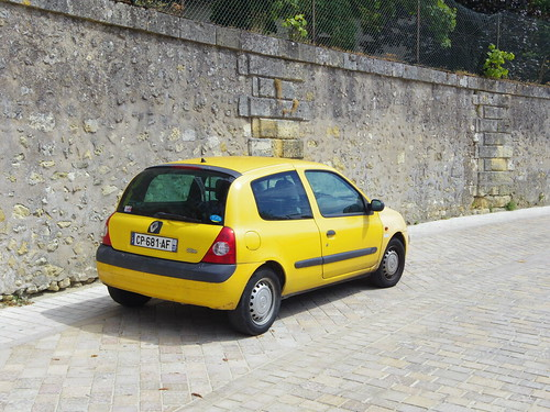 renault clio ii ex la poste de 2002 cp 681 af ex 4951 wk flickr. Black Bedroom Furniture Sets. Home Design Ideas