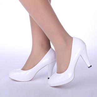 Brudesko sko høye brud bryllup bryllup hæler hvite sko bryllup th no l1uTKJ3Fc