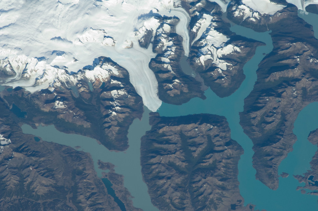 Perito Moreno Glacier  Argentina  Nasa  International Spac