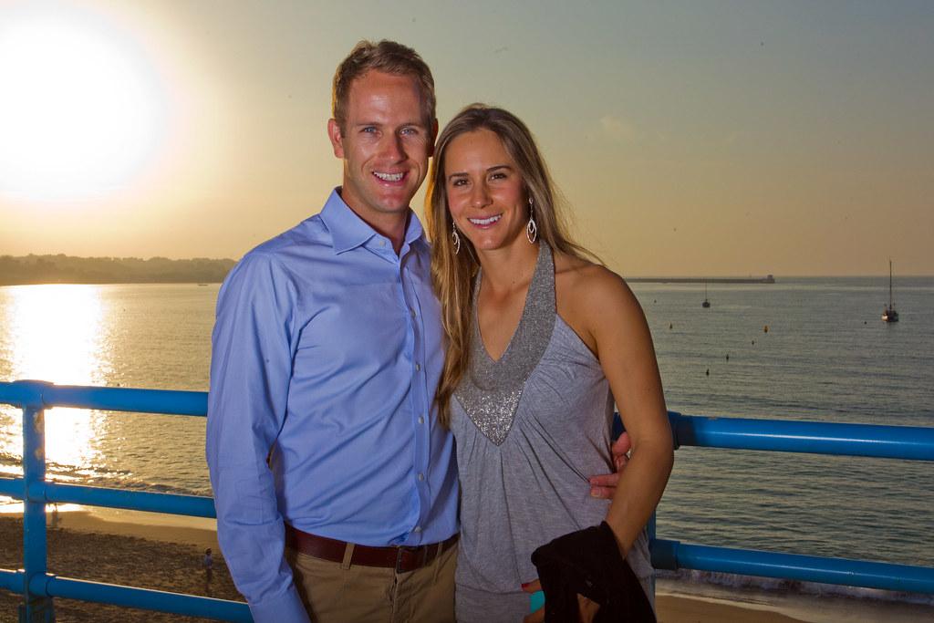 Get Free Credit Report >> Azahara Munoz of Spain with her Boyfriend Tim Vickers   Flickr