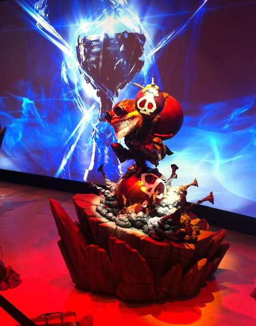 League of Legends World Championships Ziggs status in the Flickr Phot