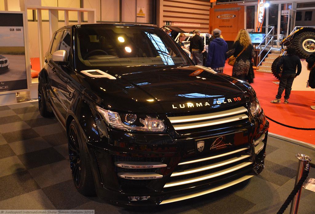 Autopsort International 2014 Lumma Clr Rs Range Rover Sp