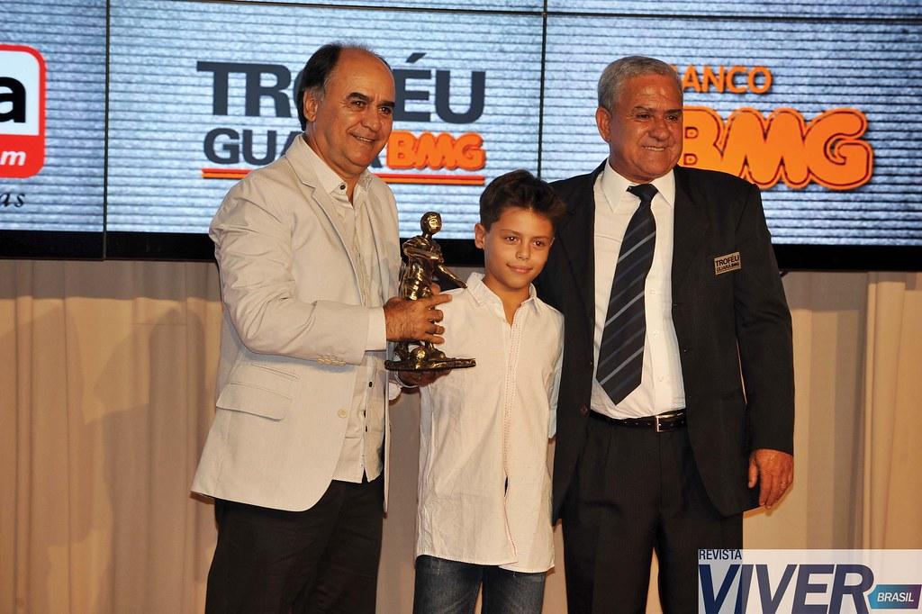 Foto von Marcelo Oliveira  & sein  Sohn  Rafael Oliveira