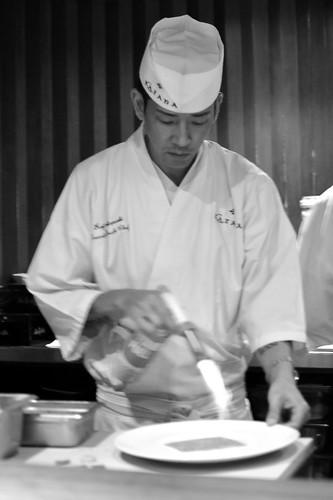 Chef Koji Matsuzaki