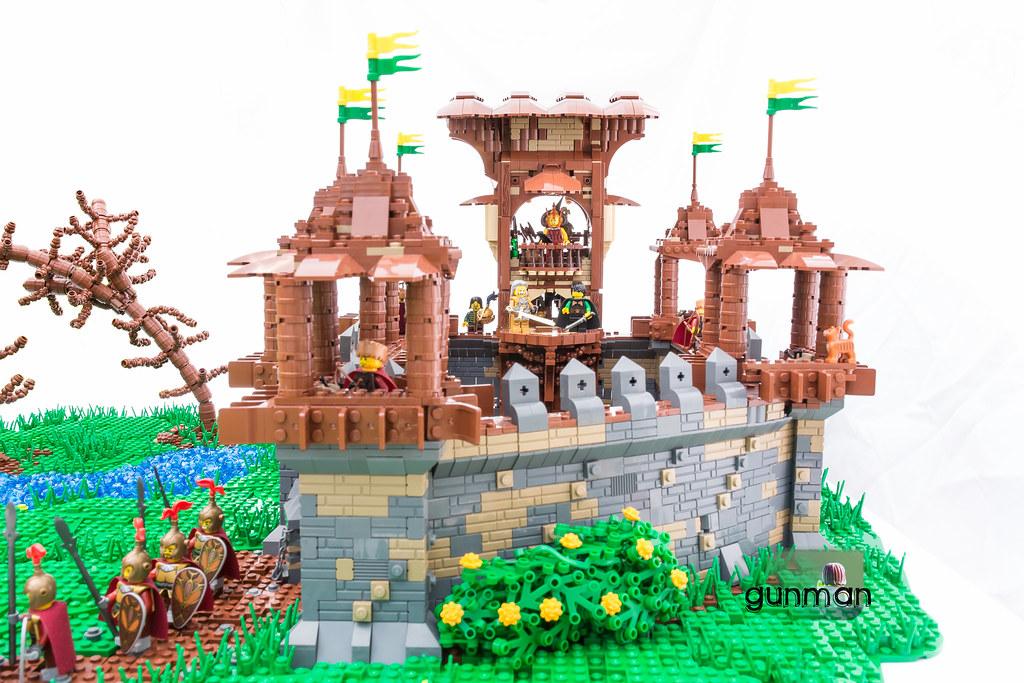 [Guilds of Historica]: Egnatia Fortress  13540325144_ea1344c382_b