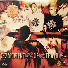 GANGSTARR:A MOMENT OF TRUTH(JACKET A)