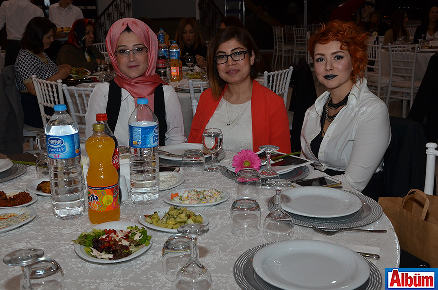 Perihan Arslan, Esra Gümüş, Cansu Kanmaz