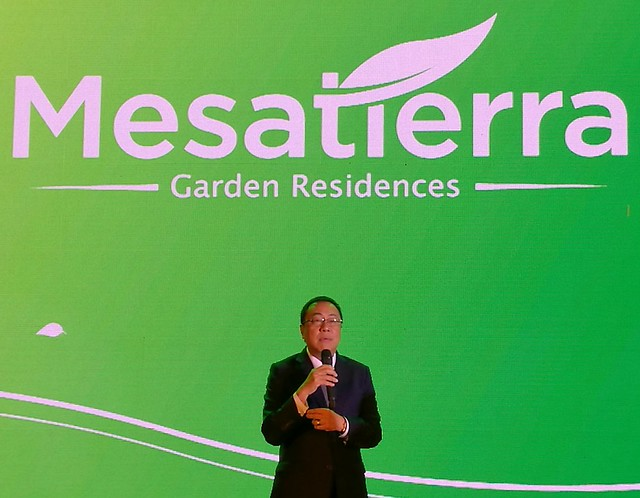 DavaoLife.com | Jose Soberano III President & CEO of Cebu LandMasters Inc. (CLI) - Welcome Home at MesaTierra Garden Residences in Progressive Davao City