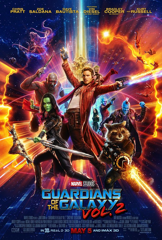 Guardians of the Galaxy Vol 2 (2017) poster 02