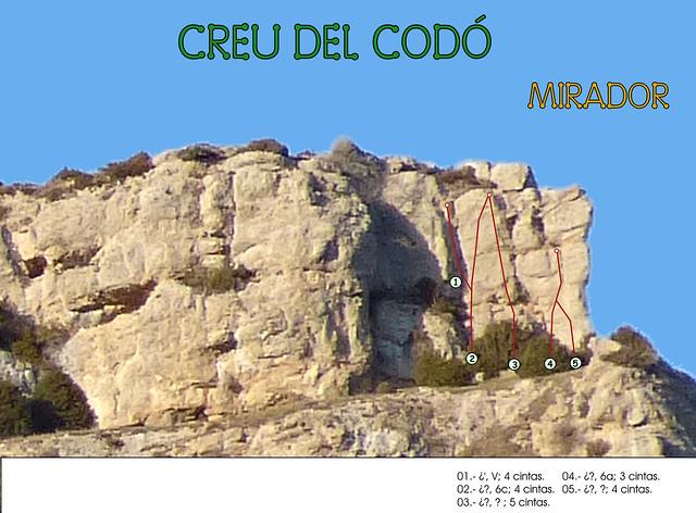 La Vall de Lord -08- Sector Creu del Codó -03- Subsector El Mirador -01- Sur -01