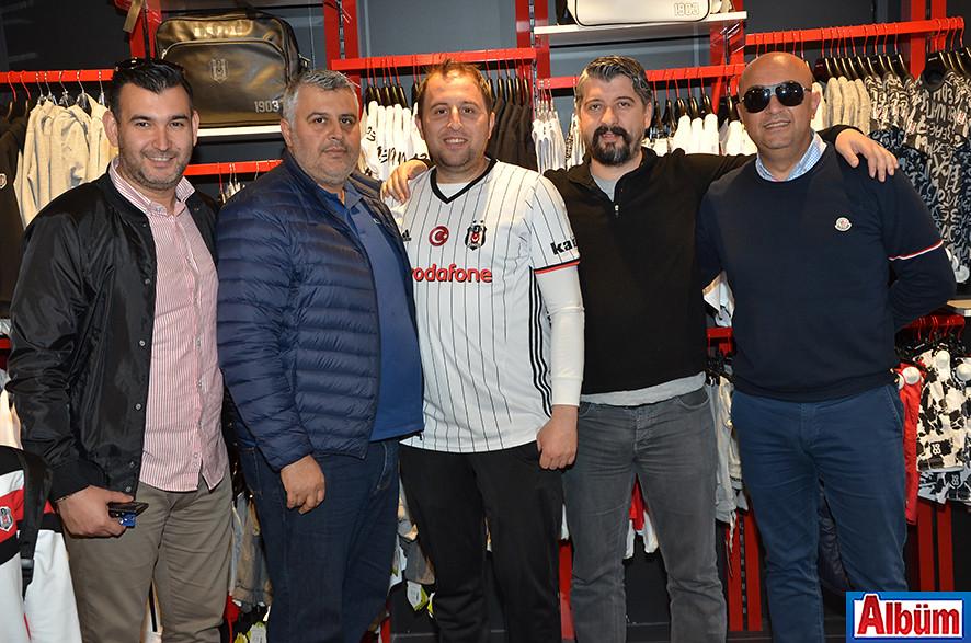 Alanya Beşiktaşlılar Derneği Yönetim Kurulu