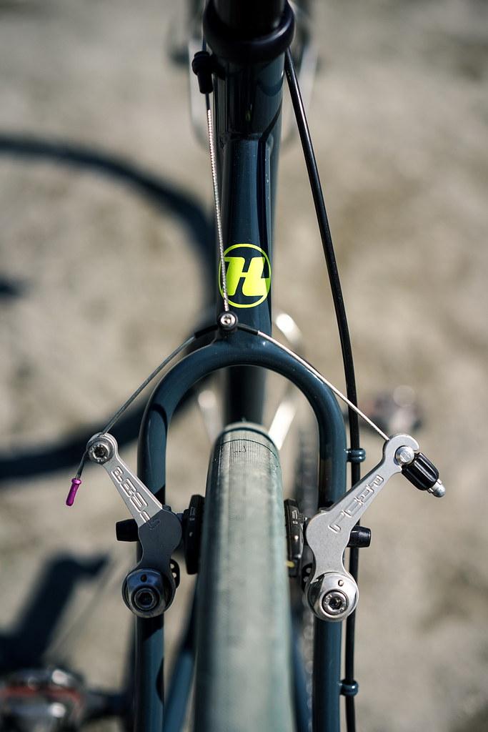*HUNTER CYCLES* cx complete bike