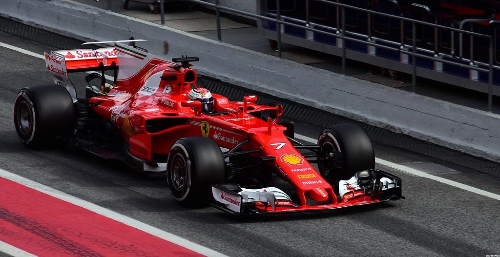 Ferrari SF17-JB / Kimi Räikkönen / GER / Scuderia Ferrari