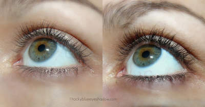 mascara before after