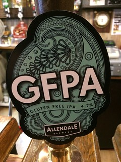 Allendale, GFPA Gluten Free IPA, England