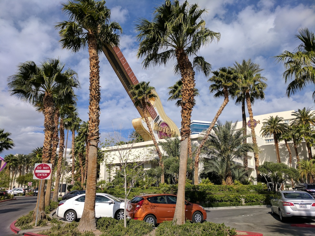 Hard Rock Hotel and Casino, Las Vegas