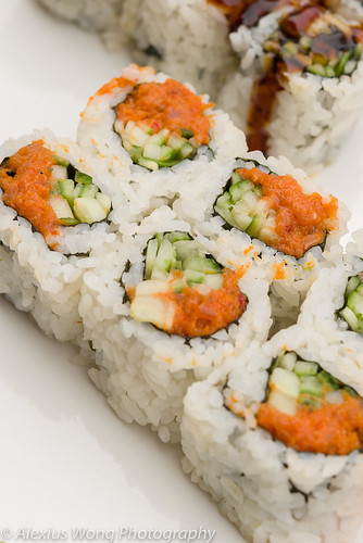 Spicy Tuna Roll, Ikko Sushi