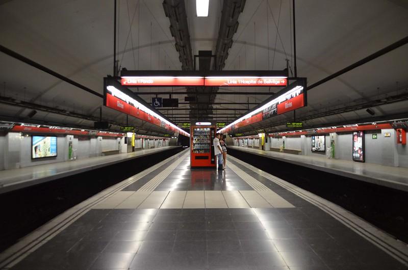 Metrô Barcelona