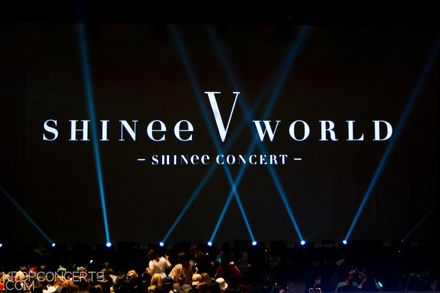 SHINee World V: Los Angeles