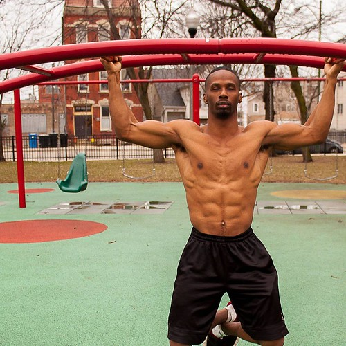 npccompetitor Just hanging at the park!...