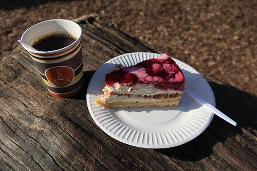 Kirsch-Nuss-Torte (beim Ibbenbürener Klippenlauf)