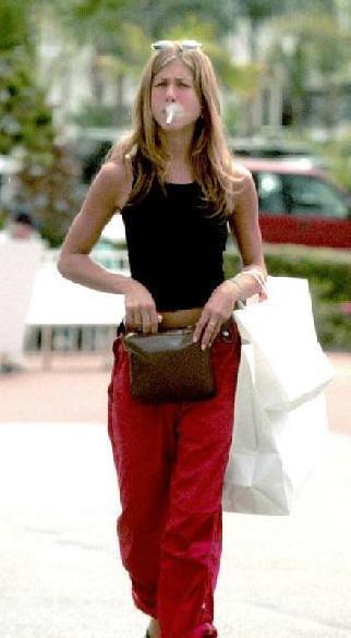 Jennifer Aniston Smoking 5  Jennifer Joanna Aniston Born -2794