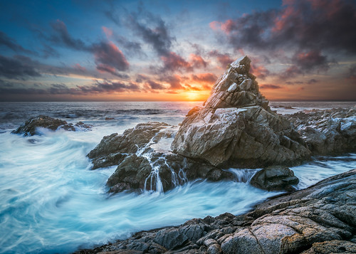 The Matterhorn Rock - Big Sur, CA | by Axe.Man