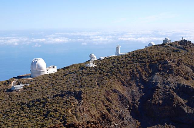 Observatories, Roque de los Muchachos, La Palma