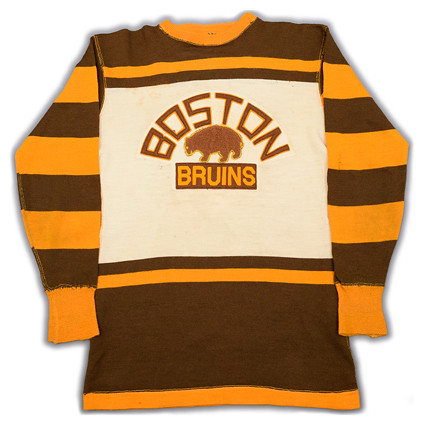 Boston Bruins 1928-29 F jersey