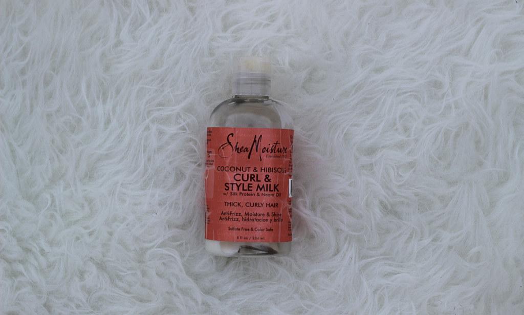 Coconut Curl Milk by Shea Moisture