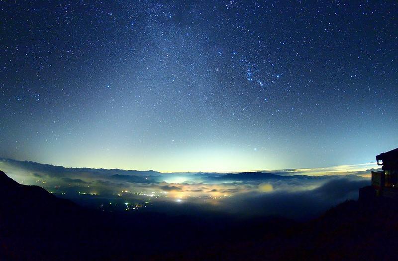 赤岳天望荘(標高 2,722m)