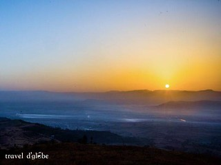 Sunrise at Matheran