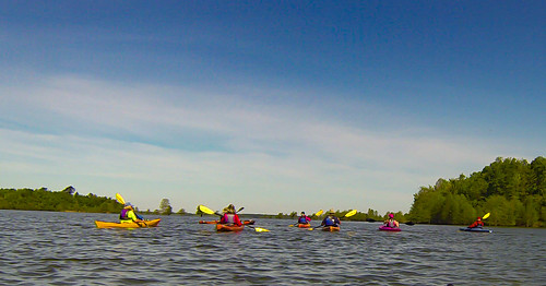 Paddle to Church Island with the Tri-County Blueways Paddlers-046