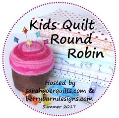 Kids Quilt Round Robin KQRR