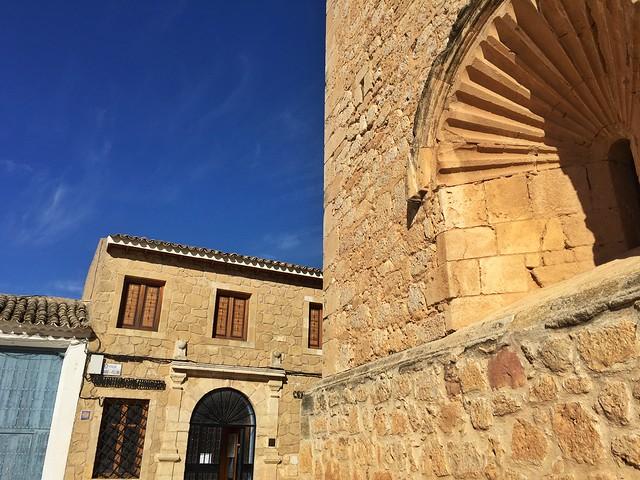 Iglesia de San Antonio Abad en El Toboso (Toledo) - Ruta de Don Quijote en coche